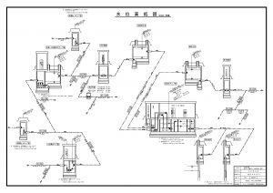 A-002_旭富美地区 水位高低図