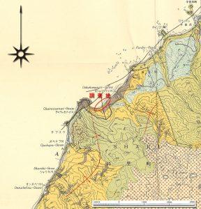 ウトロ地質図 (貼付用)