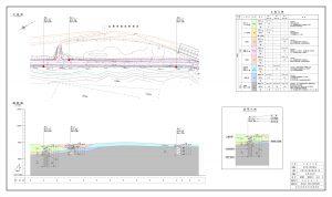 地質断面図-01