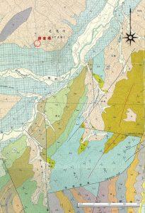 地質図(貼付用)