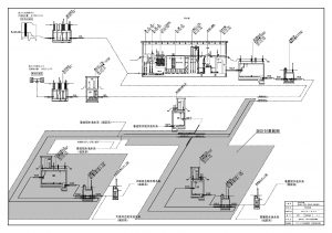 A-002_若佐地区 水位高低図(調査設計4)