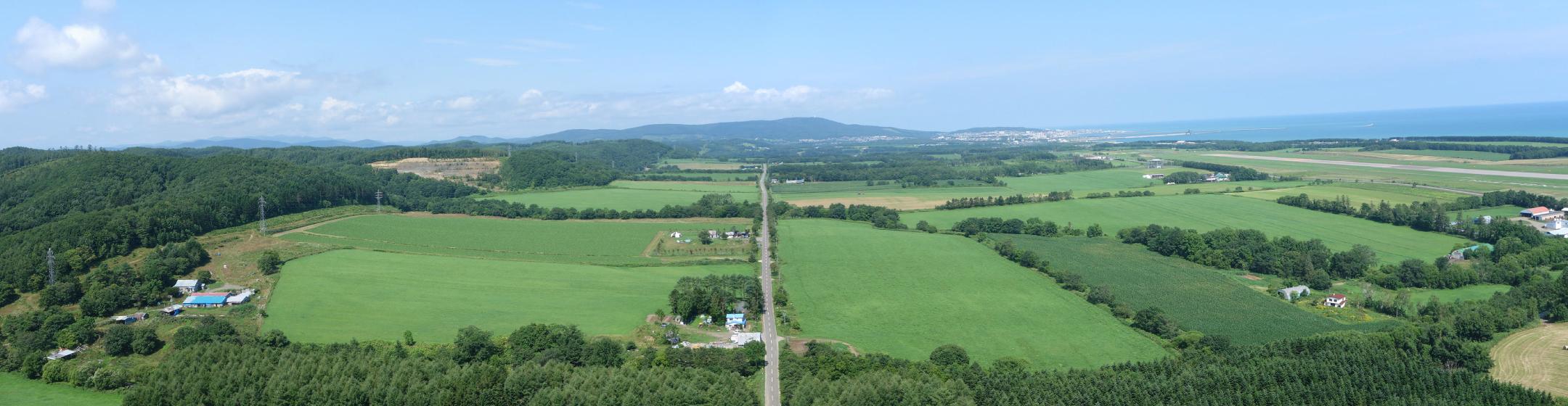 ヘリコプター空撮メイン写真