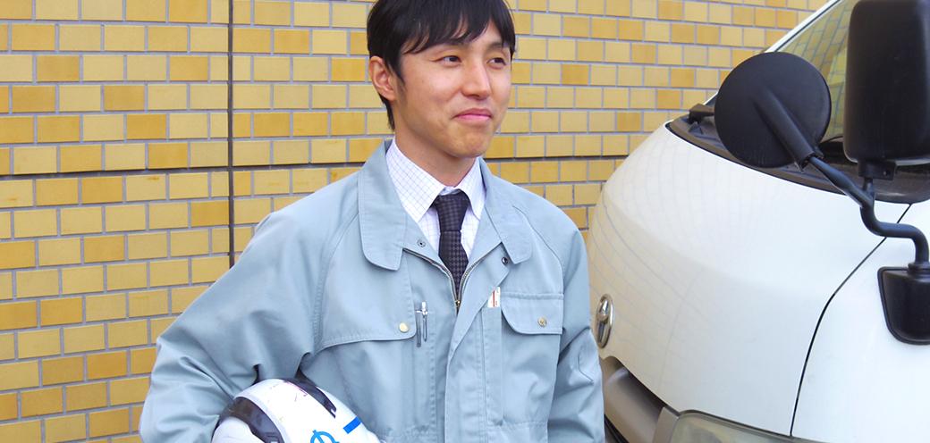 佐川謙一キャッチ写真